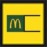 Construtório em parceria com a McDonald's